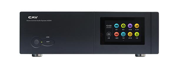 A8300多房间背景音乐系统主机