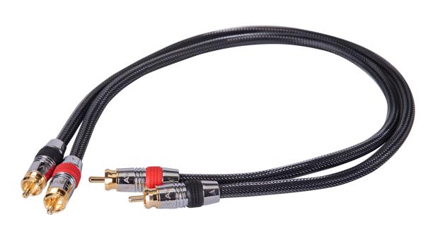 RCA-5 高级RCA音频线